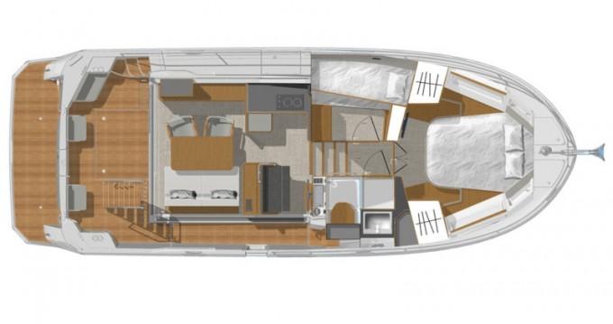 Bénéteau Swift Trawler 35 te huur van particulier of professional in Biograd na Moru