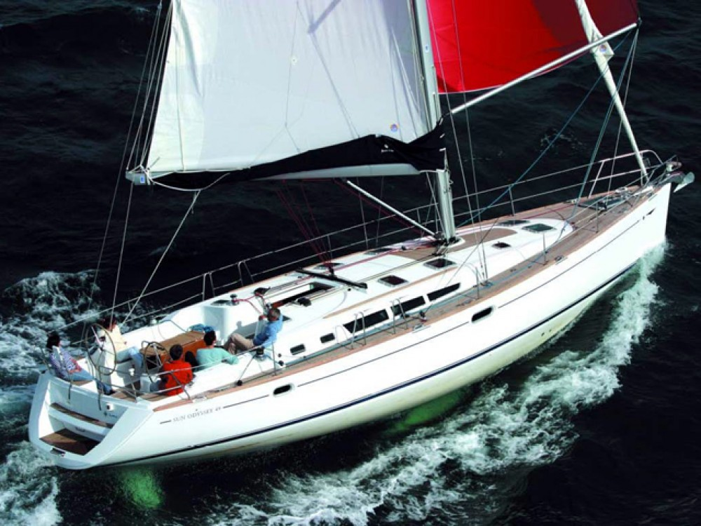 Bootverhuur Jeanneau Sun Odyssey 49 in Marina Kaštela via SamBoat