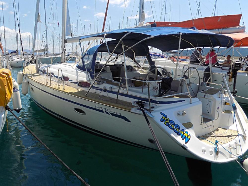 Verhuur Zeilboot in Marina Kaštela - Bavaria Bavaria Cruiser 50