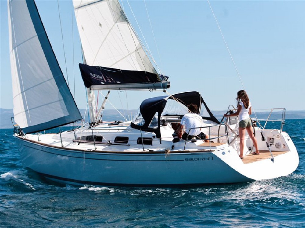 Verhuur Zeilboot in Marina Kaštela - Salona Salona 37