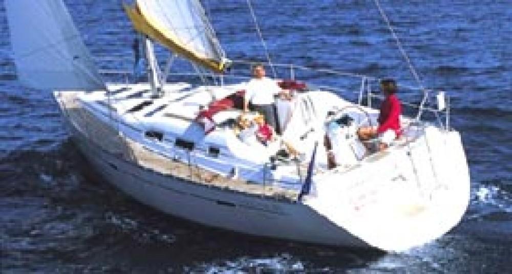 Bootverhuur Marina Kaštela goedkoop Oceanis 393 Clipper