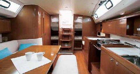Verhuur Zeilboot in  - Bénéteau Oceanis 40