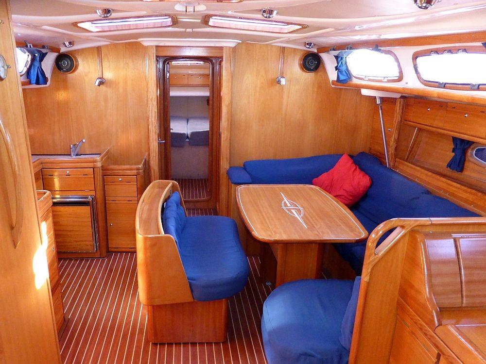 Verhuur Zeilboot in Palma - Bavaria Bavaria 46 Cruiser