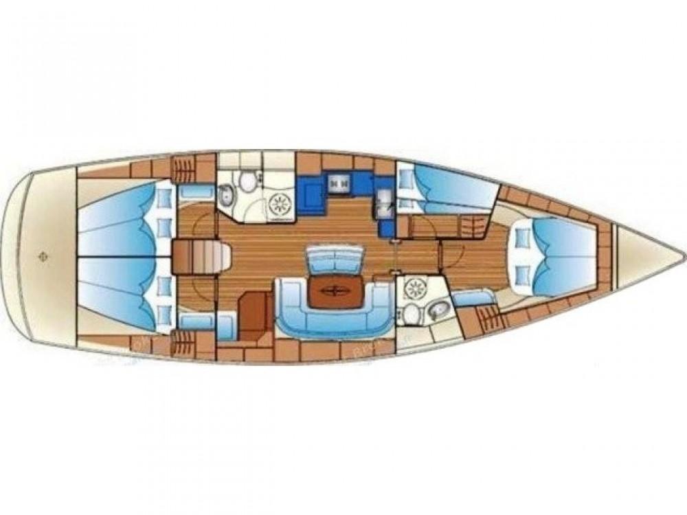 Bootverhuur Palma goedkoop Bavaria 46 Cruiser