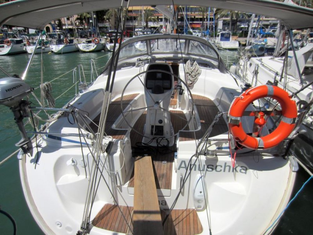 Huur Zeilboot met of zonder schipper Bavaria in Palma