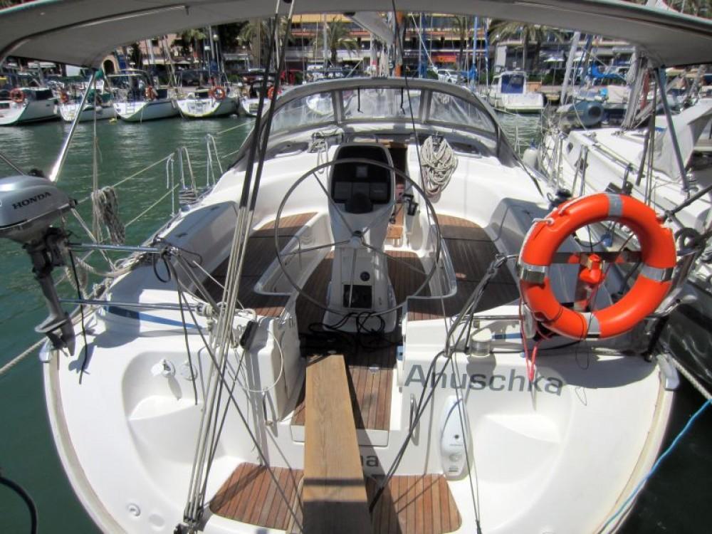 Bootverhuur Bavaria Bavaria 39 Cruiser in Palma via SamBoat