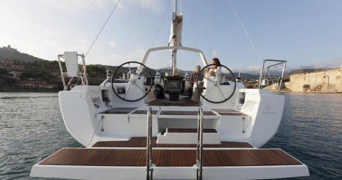 Huur een Bénéteau Oceanis 41 in Palma