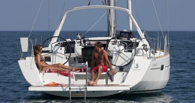 Bootverhuur Palma goedkoop Oceanis 41
