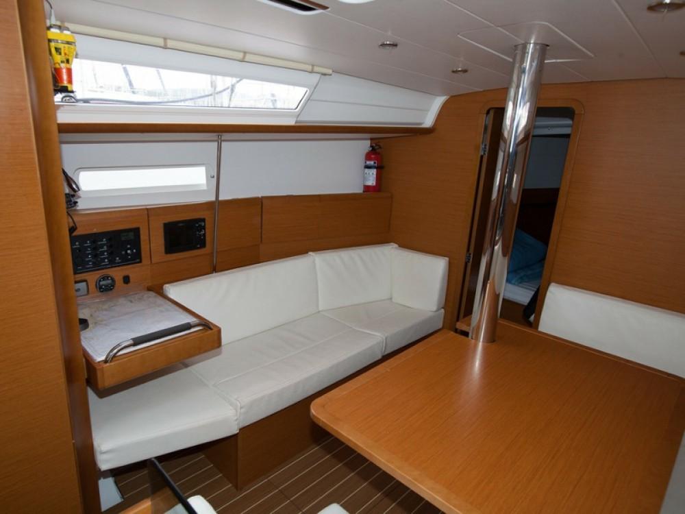 Verhuur Zeilboot in Palma de Mallorca - Jeanneau Sun Odyssey 379