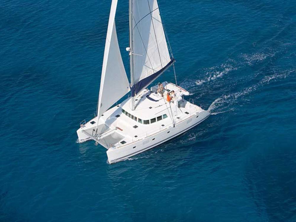 Lagoon Lagoon 500 te huur van particulier of professional in Salerno