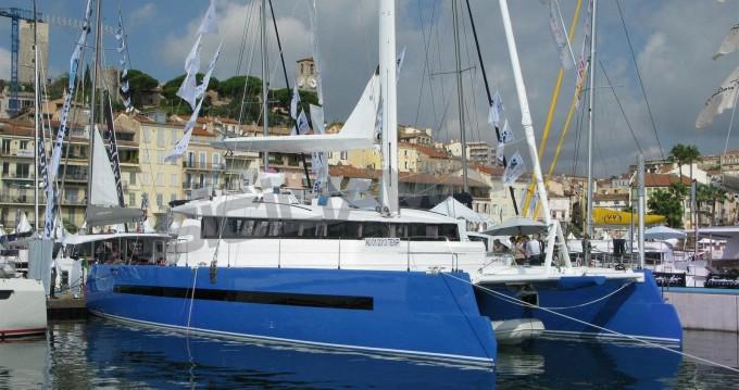 Verhuur Catamaran  met vaarbewijs