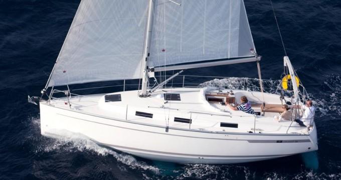 Bootverhuur Trogir goedkoop Cruiser 32
