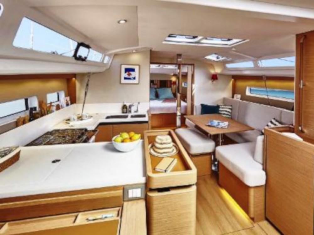 Verhuur Zeilboot in Volos - Jeanneau Sun Odyssey 440