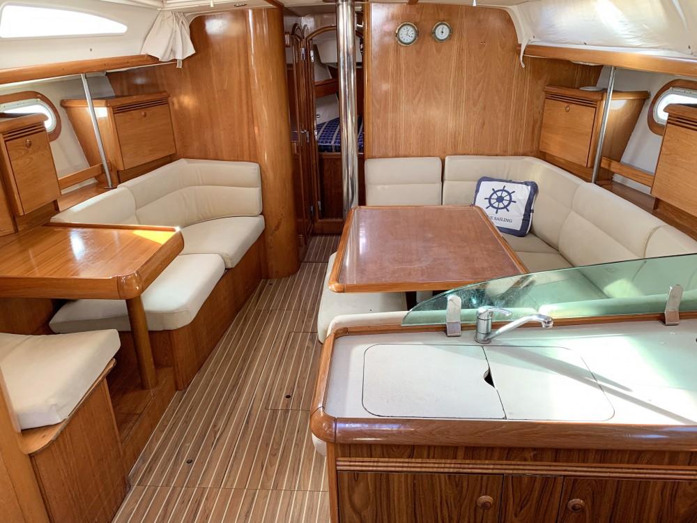 Verhuur Zeilboot in Κεραμωτή - Jeanneau Sun Odyssey 43