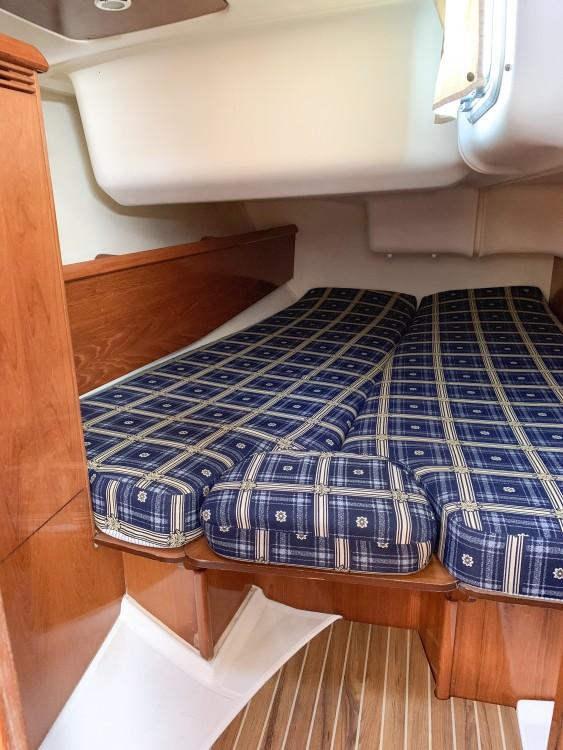 Bootverhuur Jeanneau Sun Odyssey 43 in Κεραμωτή via SamBoat