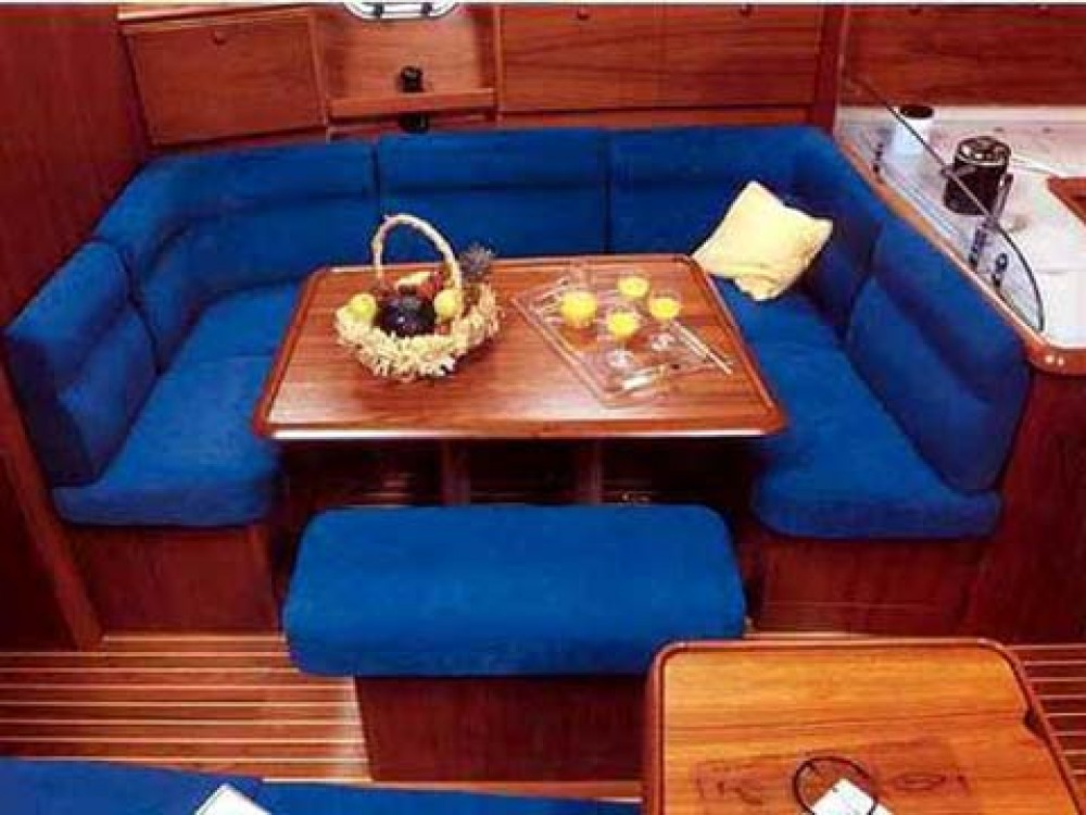 Jeanneau Sun Odyssey 43 te huur van particulier of professional in Κεραμωτή