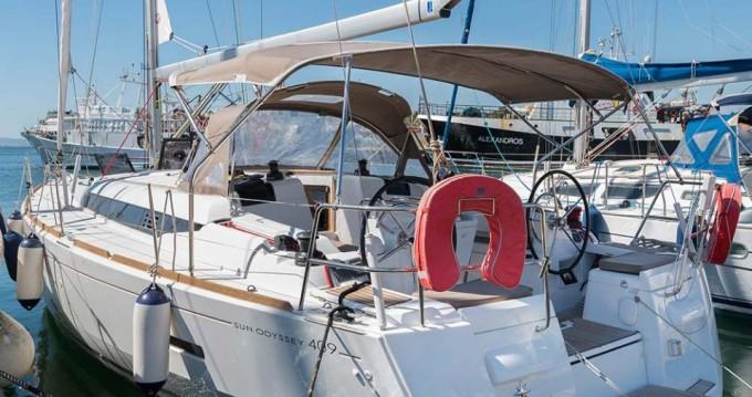 Huur Zeilboot met of zonder schipper Jeanneau in Skiathos