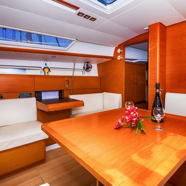 Bootverhuur Jeanneau Sun Odyssey 409 in Keramoti via SamBoat