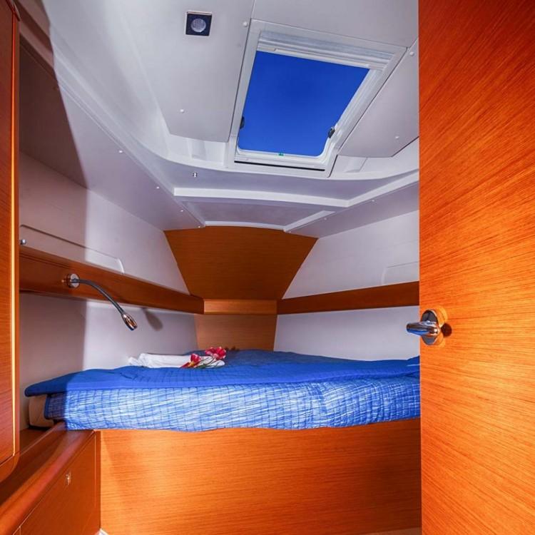 Jachthuur in Keramoti - Jeanneau Sun Odyssey 409 via SamBoat