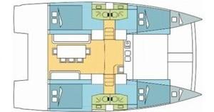 Catamaran te huur in Skiathos voor de beste prijs