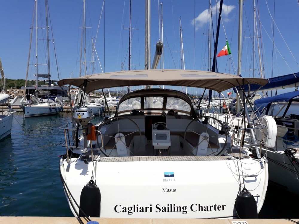 Jachthuur in Cagliari - Casteddu - Bavaria Bavaria Cruiser 46 via SamBoat