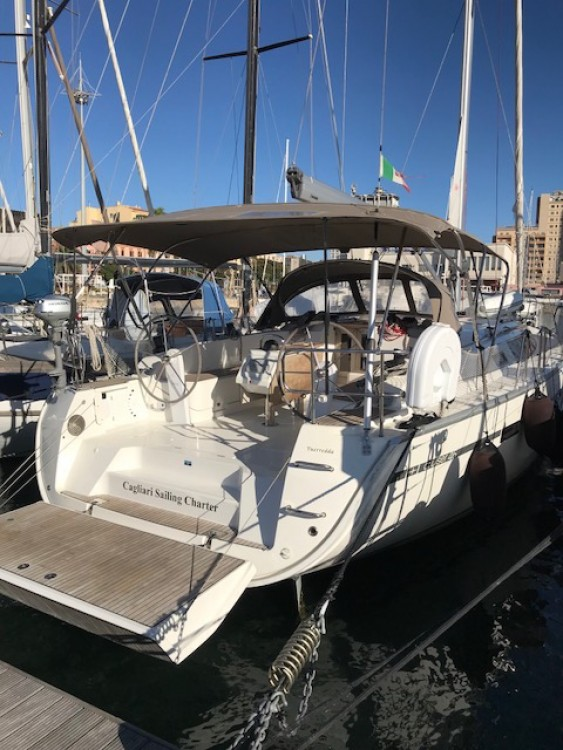 Verhuur Zeilboot in Cagliari - Casteddu - Bavaria Bavaria Cruiser 46