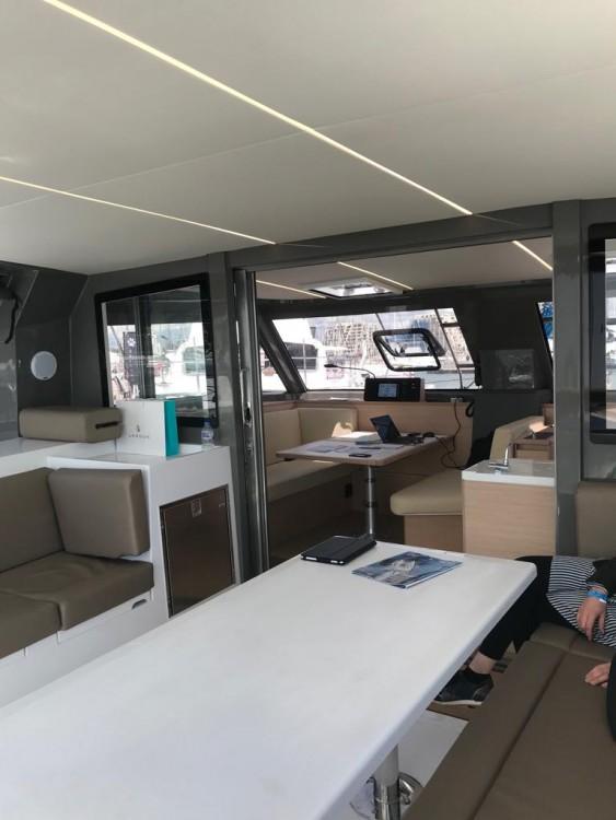 Jachthuur in Golfo Aranci - Nautitech Nautitech Open 40 via SamBoat