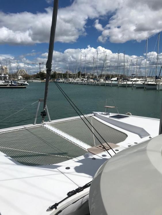 Huur Catamaran met of zonder schipper Nautitech in Golfo Aranci