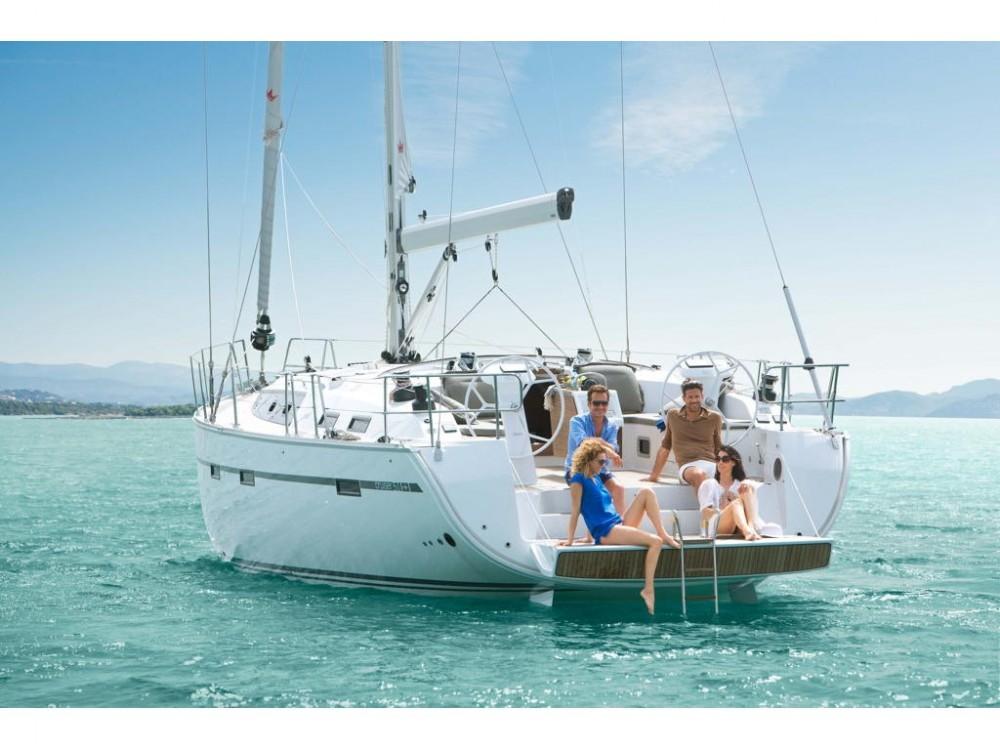 Verhuur Zeilboot in Cagliari - Casteddu - Bavaria Bavaria Cruiser 51