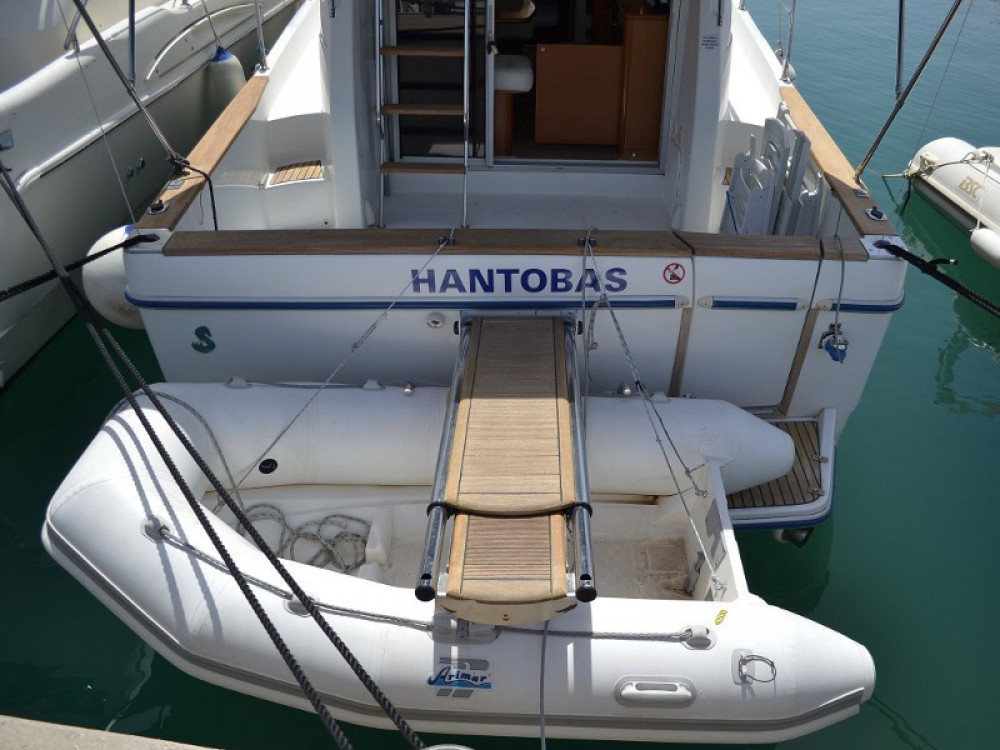 Bootverhuur Grad Zadar goedkoop Antares 1080