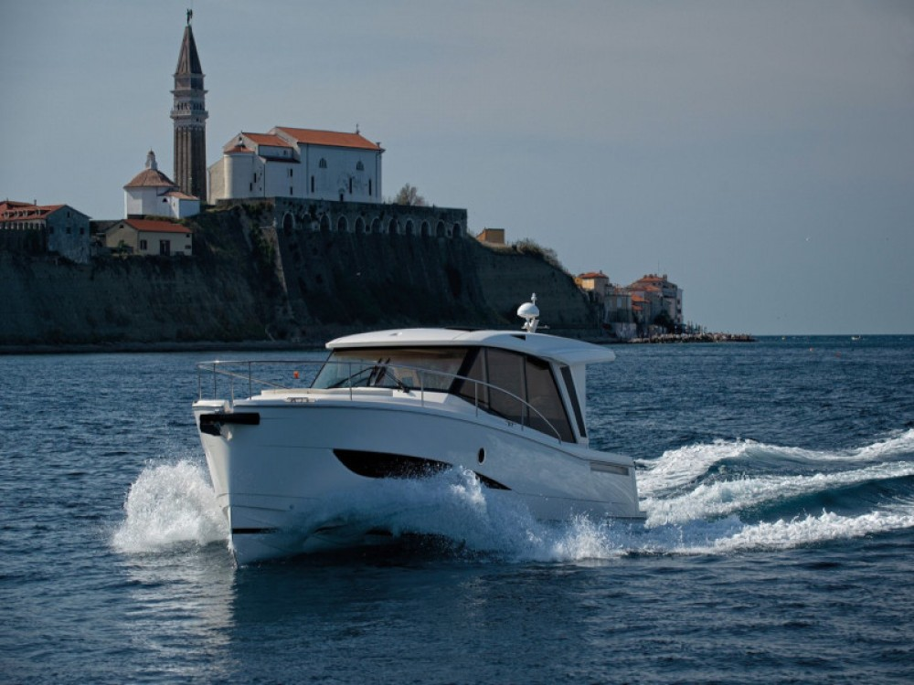 Jachthuur in Zadar - Greenline Greenline 39 via SamBoat