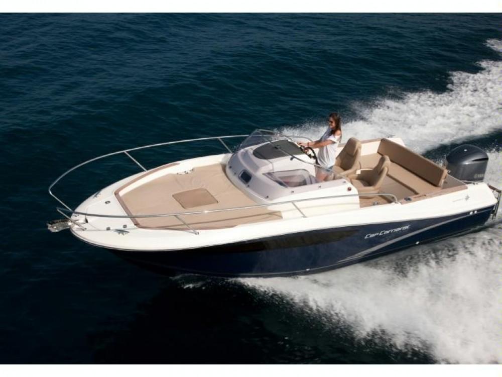 Verhuur Motorboot in Sant Antoni de Portmany - Jeanneau JEANNEAU CC 7.5 WA
