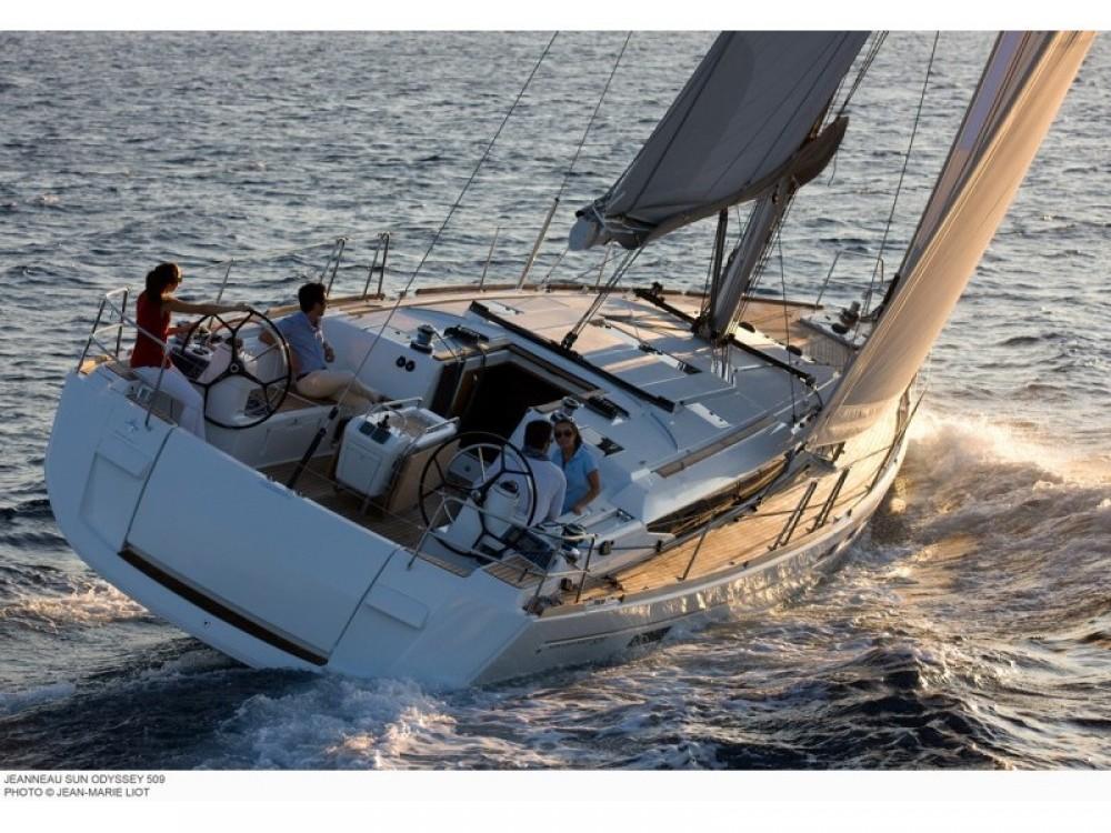 Zeilboot te huur in Sant Antoni de Portmany voor de beste prijs