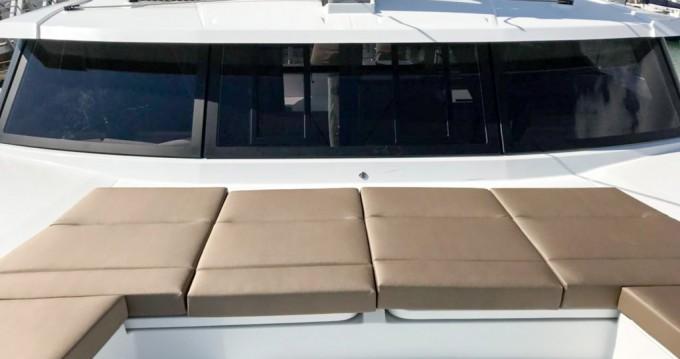 Verhuur Catamaran in Punat - Fountaine Pajot Astrea 42