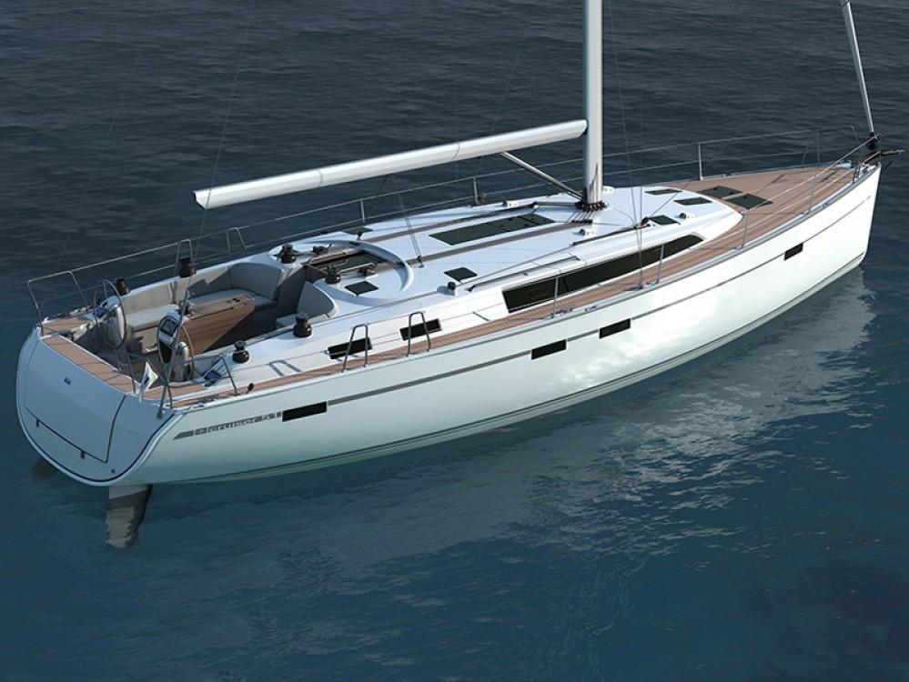 Verhuur Zeilboot in Olbia - Bavaria Bavaria Cruiser 46