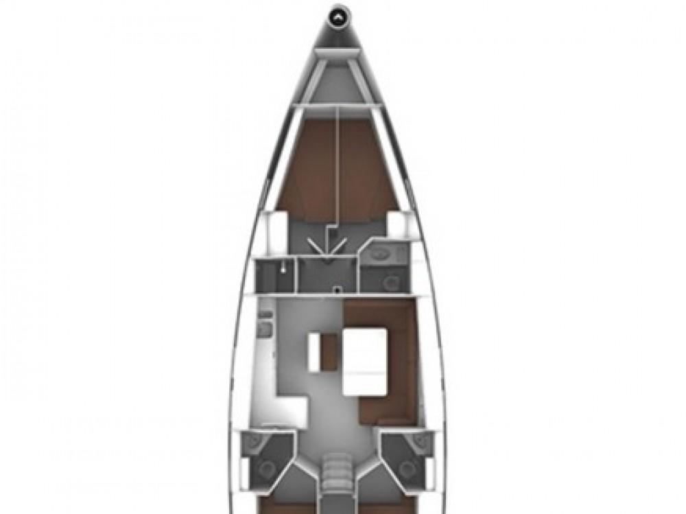 Bavaria Bavaria Cruiser 46 te huur van particulier of professional in Olbia