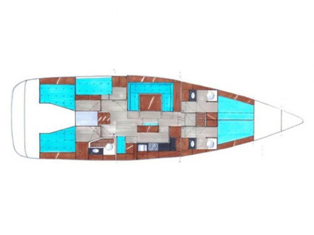 Jachthuur in  - Bavaria Bavaria Cruiser 50 via SamBoat
