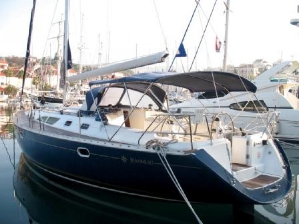 Jeanneau Sun Odyssey 45.2 te huur van particulier of professional in Kaštel Gomilica