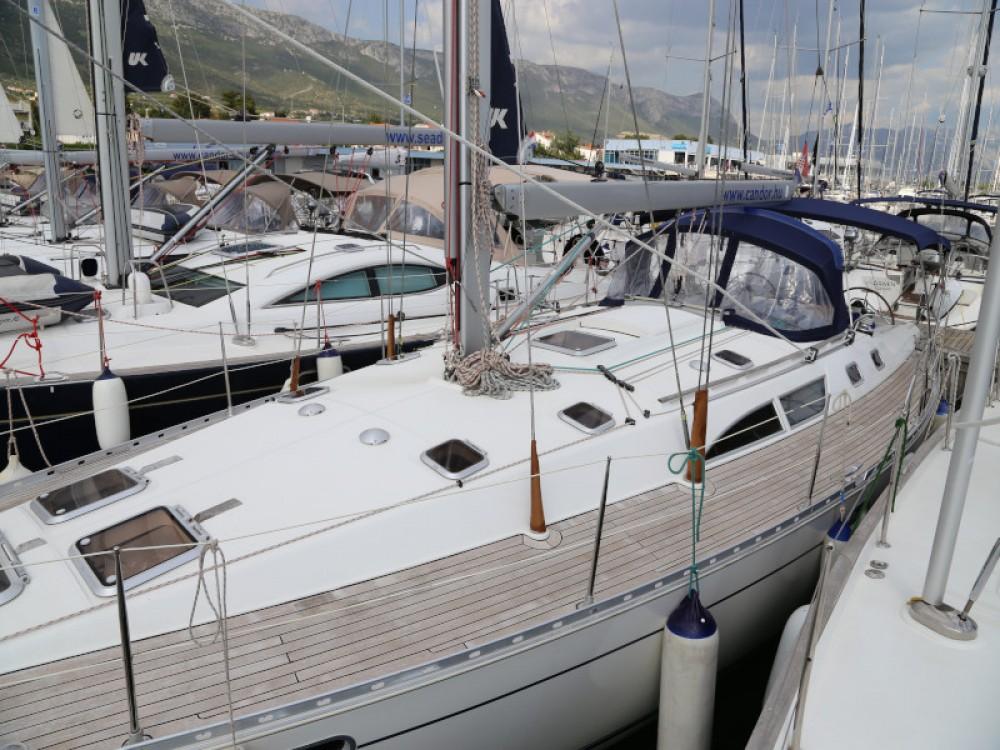 Huur Zeilboot met of zonder schipper Jeanneau in Kaštel Gomilica