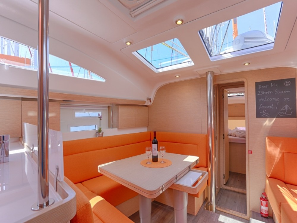 Verhuur Zeilboot in Split - Elan Elan 45 impression