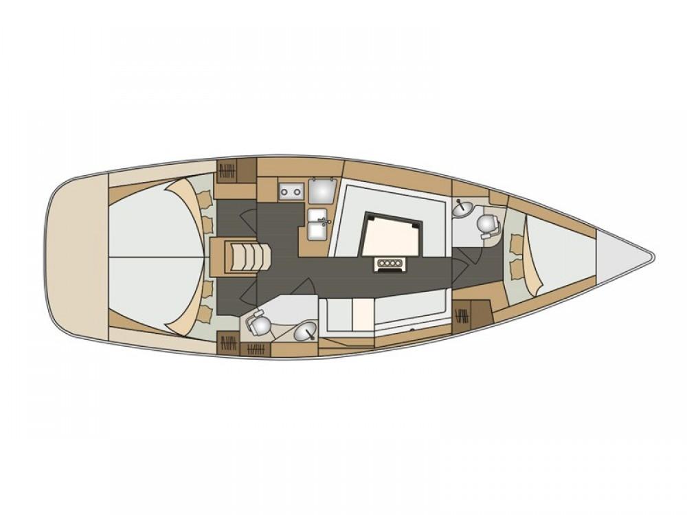 Huur Zeilboot met of zonder schipper Elan in Split