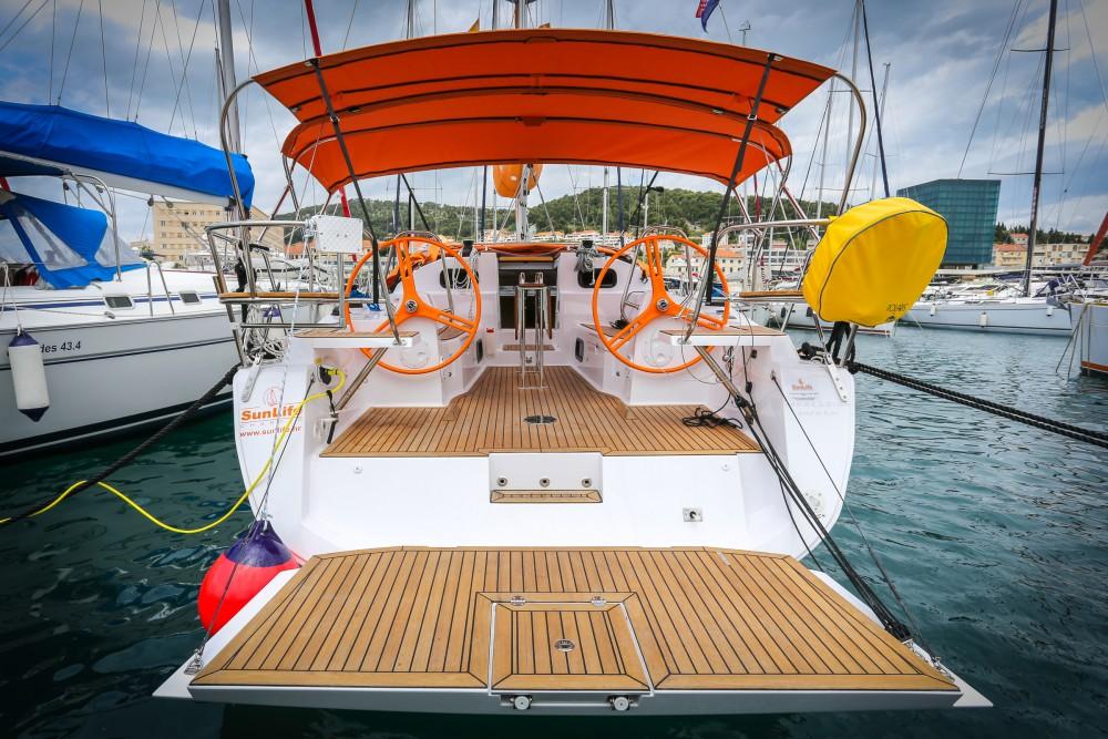 Verhuur Zeilboot in Split - Elan Elan 40 Impression