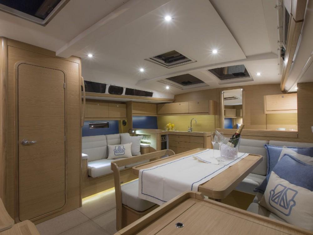 Dufour Dufour 460 Grand Large te huur van particulier of professional in Marina di Portisco