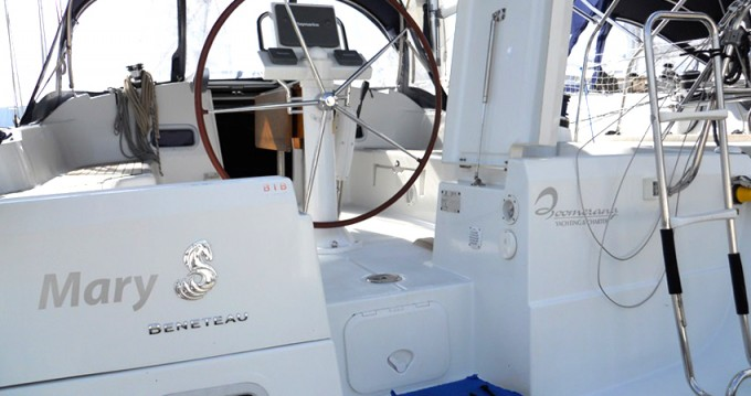 Bootverhuur Bénéteau Oceanis 37 in Marina di Portisco via SamBoat