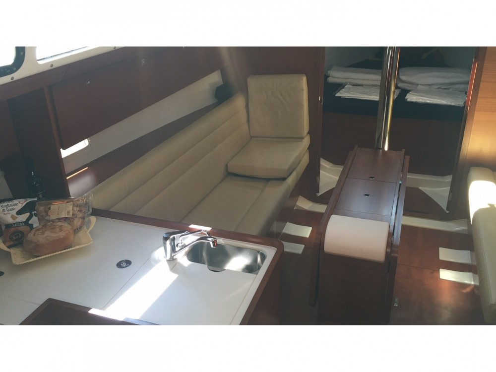 Bootverhuur Dufour Dufour 350 GL in  via SamBoat
