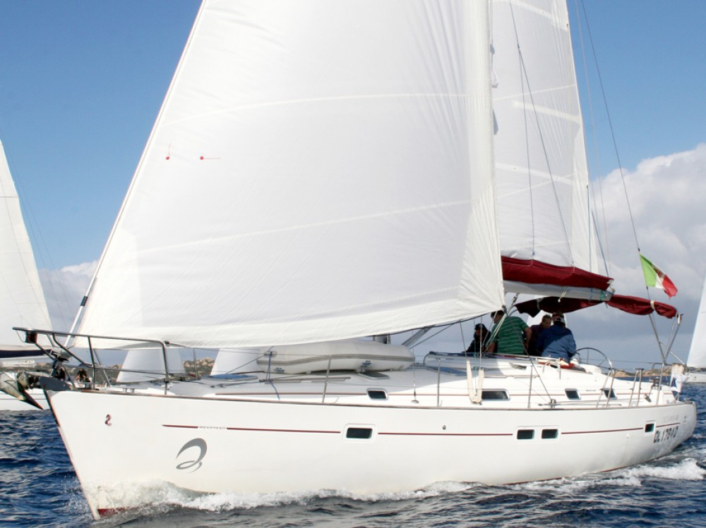 Verhuur Zeilboot in  - Bénéteau Oceanis 411-4*