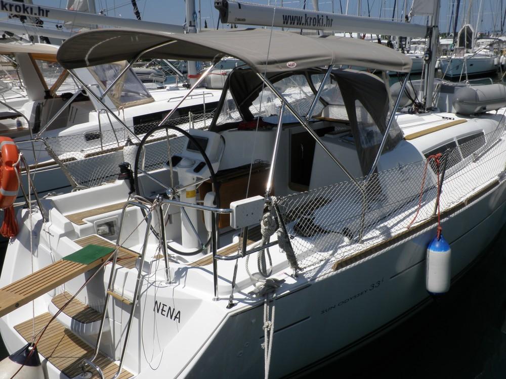 Verhuur Zeilboot in  - Jeanneau Sun Odyssey 33i