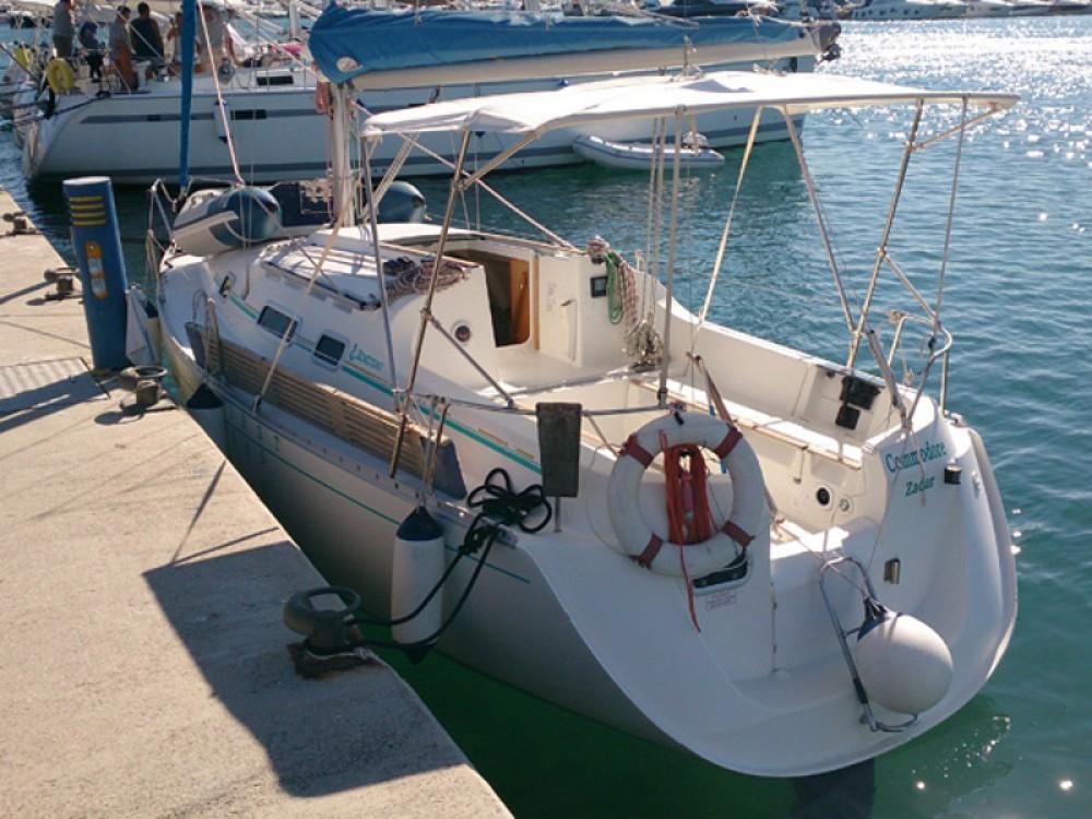 Verhuur Zeilboot in Sukošan - Bénéteau First 265