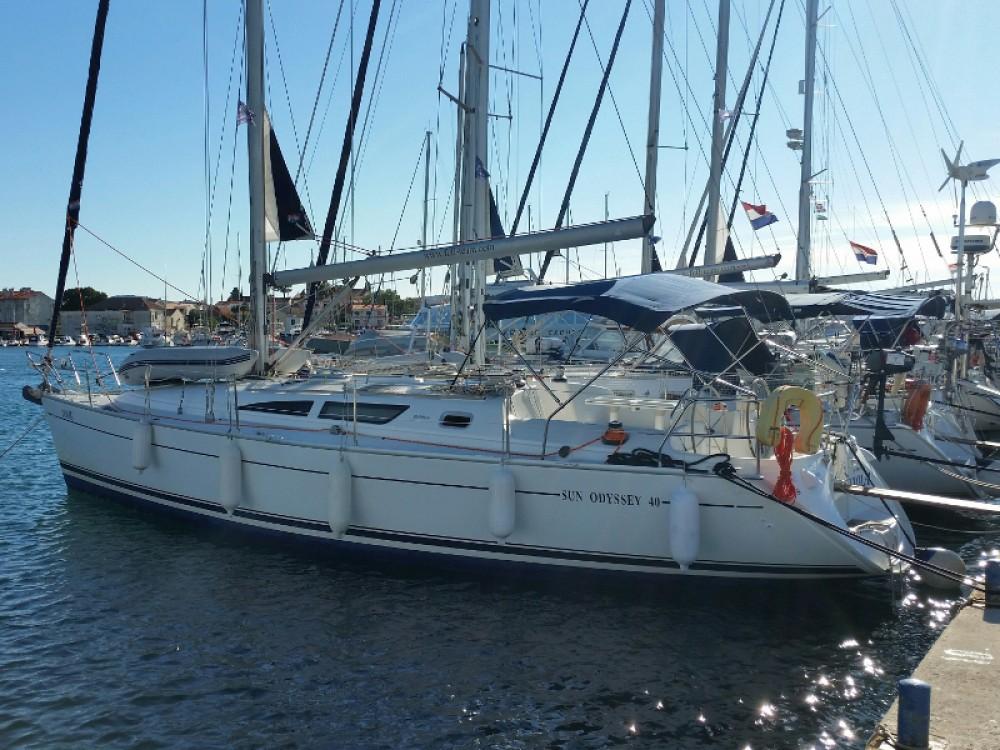 Huur Zeilboot met of zonder schipper Jeanneau in Grad Biograd na Moru
