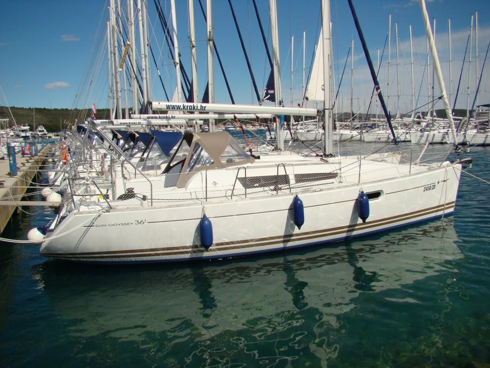 Bootverhuur Jeanneau Sun Odyssey 36i in Sukošan via SamBoat